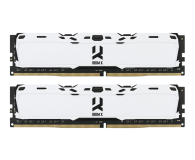 Pamięć RAM DDR4 GOODRAM 16GB 3000MHz IRDM X White CL16 (2x8GB)