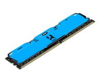 GOODRAM 16GB 3000MHz IRDM X Blue CL16 (2x8GB) - 395476 - zdjęcie 2