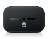 Huawei E5330 WiFi b/g/n 3G (HSPA+) 21Mbps czarny - 396480 - zdjęcie 1