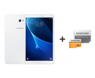 Samsung Galaxy Tab A 10.1 T580 32GB Wi-Fi biały + 32GB - 402660 - zdjęcie 1