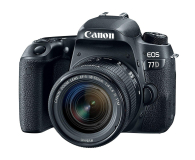 Canon EOS 77D 18-55 mm f4-5,6 IS STM - 364203 - zdjęcie 1