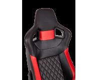 Corsair T1 Race (czarno-czerwony) - 352609 - zdjęcie 5