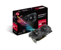 Karta graficzna AMD ASUS Radeon RX 570 STRIX 4GB GDDR5