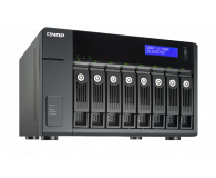 QNAP UX-800P Moduł rozszerzający (8xHDD, USB 3.0) - 367044 - zdjęcie 4