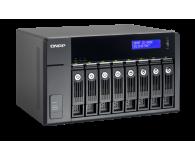 QNAP UX-800P Moduł rozszerzający (8xHDD, USB 3.0) - 367044 - zdjęcie 2