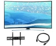 Samsung  UE49KU6100 + ZESTAW - 333346 - zdjęcie 1