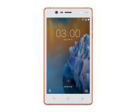 Nokia 3 Dual SIM miedziany biały - 357297 - zdjęcie 2
