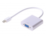 SHIRU Adapter mini DisplayPort - VGA (D-SUB)  - 361712 - zdjęcie 1