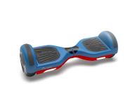 """Skymaster Wheels 6,5"""" Dual 2 koła niebiesko-czerwona - 367431 - zdjęcie 1"""
