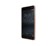 Nokia 6 Dual SIM miedziany - 357311 - zdjęcie 3