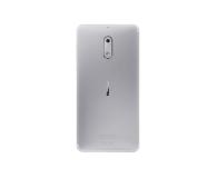 Nokia 6 Dual SIM srebrnobiały - 357309 - zdjęcie 4
