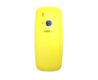 Nokia 3310 Dual SIM żółty 3G - 362997 - zdjęcie 3