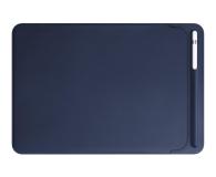 "Apple Leather Sleeve do iPad Pro 10.5"" Midnight Blue - 369424 - zdjęcie 2"