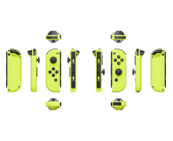 Nintendo Switch Joy-Con Controller - Neon Yellow (pair) - 369841 - zdjęcie 2