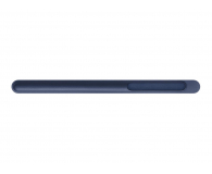 Apple Skórzane Etui Pencil Case Midnight Blue - 369448 - zdjęcie 1