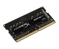 HyperX 8GB 2400MHz Impact Black CL14 1.2V  - 369760 - zdjęcie 2