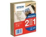 """Epson Premium Glossy Paper 10x15 cm (4x6"""") (2x40 ark.)  - 370096 - zdjęcie 1"""