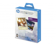 HP Social Media Snapshots 10x13cm (25 ark.) - 370357 - zdjęcie 1