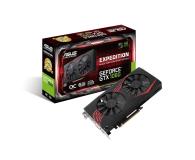 ASUS GeForce GTX 1060 Expedition OC 6GB GDDR5 - 370334 - zdjęcie 1