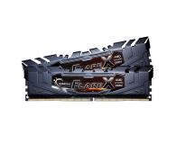G.SKILL 32GB 2400MHz FlareX Black Ryzen CL15 (2x16GB) - 367953 - zdjęcie 2