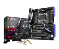 MSI X299 GAMING PRO CARBON AC (DDR4) - 370801 - zdjęcie 1