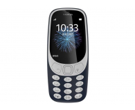 Nokia 3310 Dual SIM granatowy - 362999 - zdjęcie 2