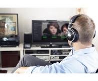 SoundMagic HP200 Czarne - 370631 - zdjęcie 2