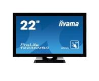 iiyama T2236MSC dotykowy czarny - 281145 - zdjęcie 1