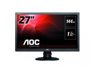AOC G2770PF czarny - 275811 - zdjęcie 1