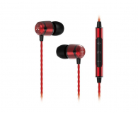 SoundMagic E50C Red-Black - 370574 - zdjęcie 3