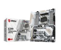 MSI X299 TOMAHAWK ARCTIC (DDR4) - 370804 - zdjęcie 1