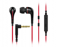 SoundMagic ES11S Black-Red - 370586 - zdjęcie 2