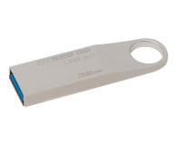 Kingston 32GB DataTraveler SE9 G2 (USB 3.0) 100MB/s - 223321 - zdjęcie 1