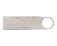 Kingston 32GB DataTraveler SE9 G2 (USB 3.0) 100MB/s - 223321 - zdjęcie 2