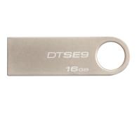 Kingston 16GB DataTraveler SE9 (Metalowy) - 75417 - zdjęcie 2