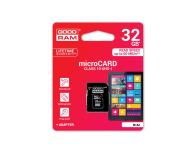 GOODRAM 32GB microSDHC zapis 10MB/s odczyt 60MB/s - 303103 - zdjęcie 3