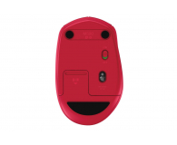 Logitech M590 Multi Device Silent rubinowy - 372044 - zdjęcie 5