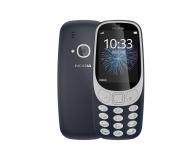 Nokia 3310 Dual SIM granatowy - 362999 - zdjęcie 1