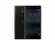 Nokia 3 Dual SIM czarny  - 357293 - zdjęcie 1