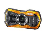 Ricoh WG-50 pomarańczowy  - 373634 - zdjęcie 1