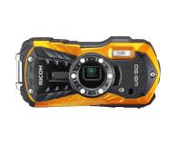 Ricoh WG-50 pomarańczowy  - 373634 - zdjęcie 2