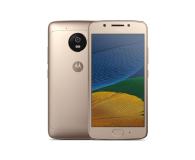 Motorola Moto G5 FHD 3/16GB Dual SIM złoty - 356682 - zdjęcie 1