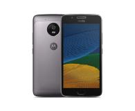 Motorola Moto G5 FHD 3/16GB Dual SIM szary - 356681 - zdjęcie 1