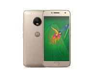 Motorola Moto G5 Plus 3/32GB Dual SIM złoty  - 363436 - zdjęcie 1