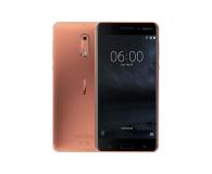 Nokia 6 Dual SIM miedziany - 357311 - zdjęcie 1