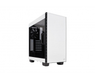Corsair Carbide Clear 400C Case biała - 320920 - zdjęcie 1
