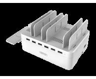 Unitek Stacja ładująca 6 x USB 2,4A 60W - 373498 - zdjęcie 1