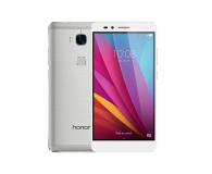 Huawei Honor 5X LTE Dual SIM srebrny - 282199 - zdjęcie 1