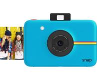 Polaroid Snap niebieski  - 373890 - zdjęcie 2