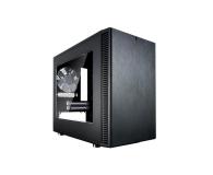 Fractal Design Define NANO S Mini czarna z oknem - 331212 - zdjęcie 1
